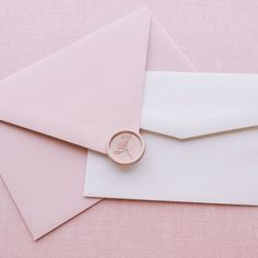 """Just sent my sweet pea wax seal for a very special branding client and I can't wait to see how she uses it for her stationery 💓"""" • Sep 10, 2020 at 6:49pm UT"""