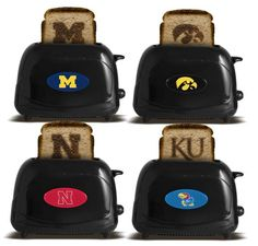 Give dad a toaster with his favorite team!