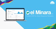 Are your campaigns running out of control? Meet El Minara - El Minara is a Hosted CMS for Direct Response Marketers with full cross-provider mail integration, an in-browser IDE for quick and painless site changes, Campaign & Funnel Management and direct CRM integration with Limelight & Konnektive CRM. Go check it out! #ElMinara #LeadingCMS #CodeClouds