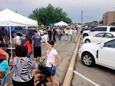 Downtown Hays Market now open in the #ChestnutStreetDistrict