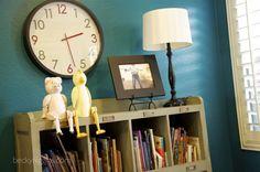 great playroom idea