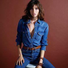 Grace Hartzel por Mario Sorrenti para Vogue Paris Dezembro 2014 [Editorial]