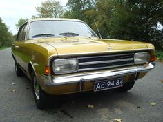 Opel Rekord C 1972.
