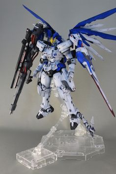 MG 1/100 Tallgeese Freedom - Custom Build