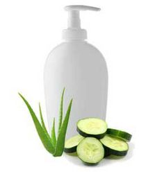 Aloe Cucumber Hair Conditioner Recipe #naturesgarden #hairconditionerrecipe #makeconditioner