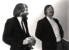 Ken Williams (founder of Sierra) in the same photo with Jim Henson. Jim Henson, Tech, Technology