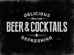 Beers & Cocktails