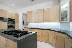 Modern Kitchen Renovation Modern Kitchen Renovation, Kitchen Cabinets, Organization, Storage, Home Decor, Getting Organized, Purse Storage, Organisation, Decoration Home