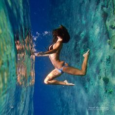 LOVE the underside of water