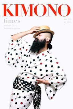 Yamagata Kimono Times, Summer 2012, no00