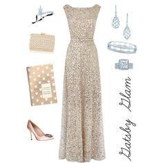 Gatsby Glam – I will wear this to senior prom, mark my words!!  | followpics.co