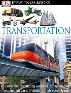 Transportation (Eyewitness Series) |1-21-13