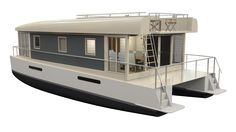 Houseboat | mothershipmarine.com
