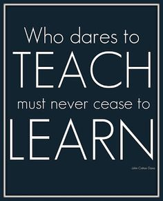 Educational Quotes- www.earlychildhoodeduc.blogspot.com