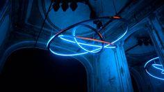 Lumières The Play of Brilliants - Christopher Bauder de WHITEvoid présen...