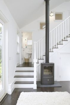 """Simple stair rail system 