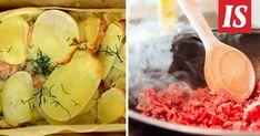 Kari Aihisen uudessa kirjassa on kotikeittiöihin sopivia ruokaohjeita. Food And Drink, Coconut, Fruit, Vegetables, Vegetable Recipes, Veggie Food, Veggies