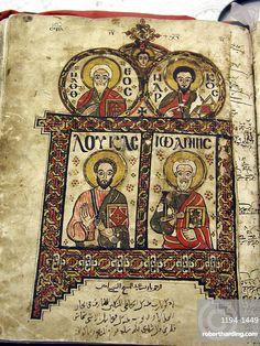www.robertharding.com Medieval Manuscript, Orthodox Icons, Christian Art, Art Pages, Byzantine, Egyptian, Celtic, Bohemian Rug, Bing Images