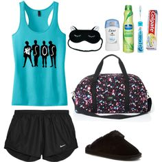 Sleepover With Friends( By the way do you guys have a polyvore )
