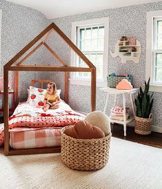 Brooke Christen Nestingwithgrace Instagram Photos And Videos Toddler Bedrooms Big Girl Bedrooms Toddler Bedroom Girl