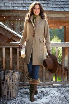 womans english countrside fashion - Google Search | Tweed ...