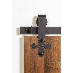 Barn Door Hardware | Double barn door hardware - Rustic Rolling Doors Bypass Barn Door Hardware, Rustic Hardware, Barn Door Closet, Diy Barn Door, Door Stays, Double Barn Doors, Door Kits, Single Doors, Interior Barn Doors