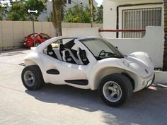 Mexican dune buggy