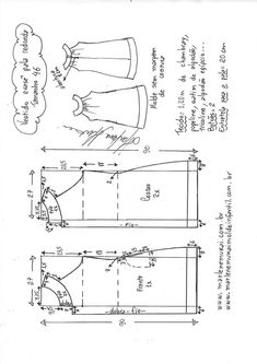 images attach d 1 130 528 Mccalls Patterns, Sewing Patterns Free, Doll Patterns, Clothing Patterns, Dress Making Patterns, Pattern Making, Sewing Hacks, Sewing Projects, Sewing School
