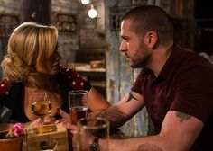 Corrie SPOILERS: Is Maria pregnant with Aidans baby?