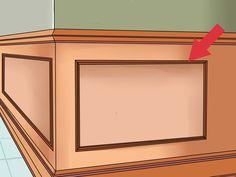On trouve des moulures décoratives en bois dans nombre d'appartements. Le terme…