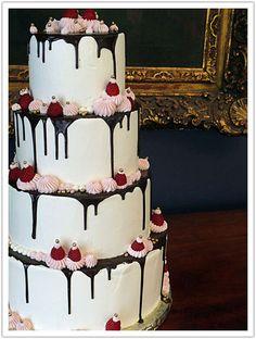 Top Fruit Wedding Cakes 2