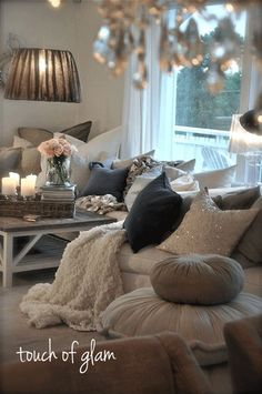cozy corners in the home