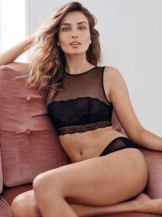Коллекция белья H&M к празднику влюбленных (Интернет-журнал ETODAY)