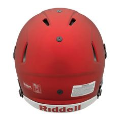 73a9009bf17 Riddell Speed Icon - Rear View Rear View