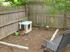 Kids Gardening Corner