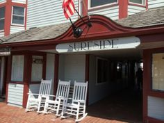 The Martha's Vineyard Surfside Motel in Oak Bluffs is pet-friendly and family-owned.
