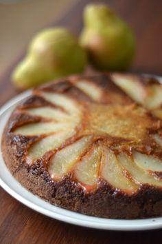 La Cuisine c'est simple: Simple comme un gâteau renversé aux poires