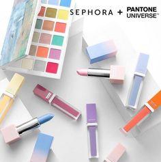 Paleta cieni do powiek Sephora Pantone