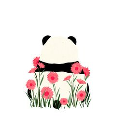 Giant Panda on Behance