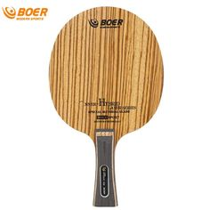 10f0bad45 Raquette de ping-pong en bois Boer  raquettepingpong  pingpong   tennisdetable  tablepingpong