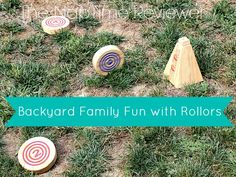 The NapTime Reviewer: Backyard Family Game Idea | Rollors