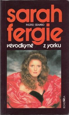 Sarah Fergie vévodkyně z yorku 1993