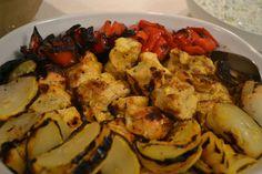 Jujeh Kebab - Persian Chicken marinade v1