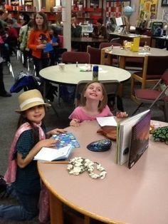 2nd-3rd Grade Bookclub Durham, North Carolina  #Kids #Events
