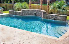 Geometric Pools   Blue Haven Pools