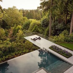 """16.5k Likes, 55 Comments - Architecture & Design Magazine (@d.signers) on Instagram: """"Outdoor Space! Design by Paul Sangha Landscape Architecture #d_signers ______ #design #designer…"""""""
