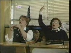 French and Saunders - School girls /// lmao!