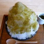 おちゃのこ - 擂茶(れいちゃ)氷