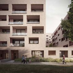 Lausanne Ecoquartier | Serie Architects