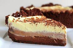 Czech Recipes, Ethnic Recipes, Food Cakes, Tiramisu, Cheesecake, Cake Recipes, Food And Drink, Birthday Cake, Sweets